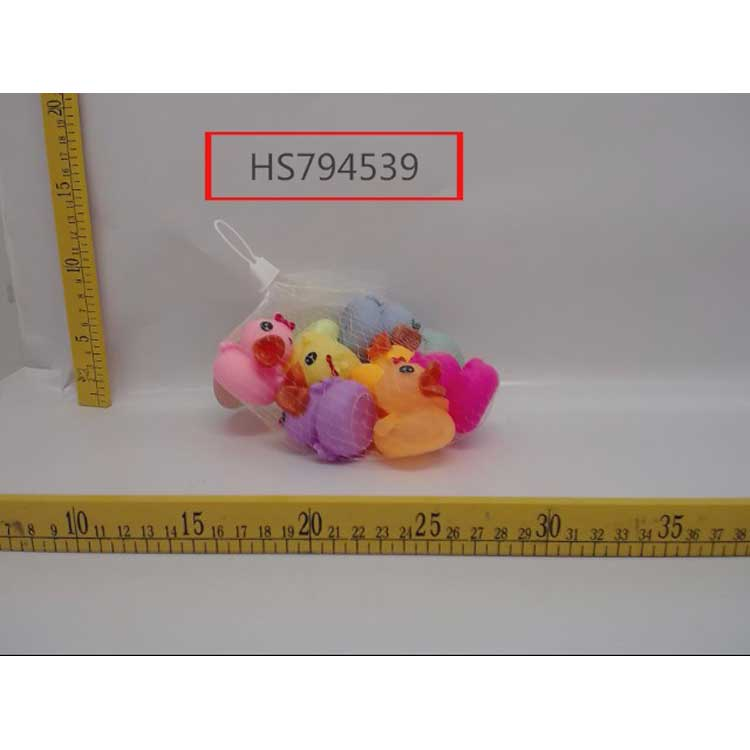Bath Duck Toy Set, Yawltoys