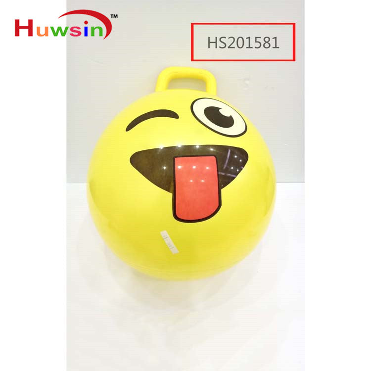 HS201581, Yawltoys, 45inch PVC Inflatable hopper bouncy ball for kids