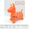 HS201583, Yawltoys, 2019 New Holiday gifts Inflatable PVC Toy Bouncing Animal Ride-On Toys for kids