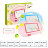 HS201837, Yawltoys,Educational magic drawing toy magnetic writing board for kids