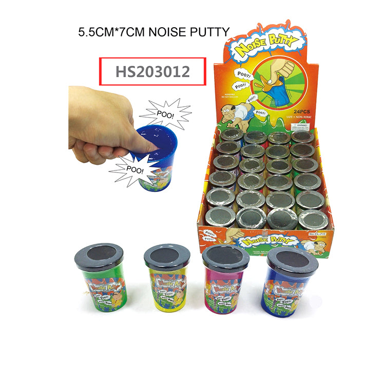 HS203012, Yawltoys, Fart noise putty break wind noise putty toys funny putty slime