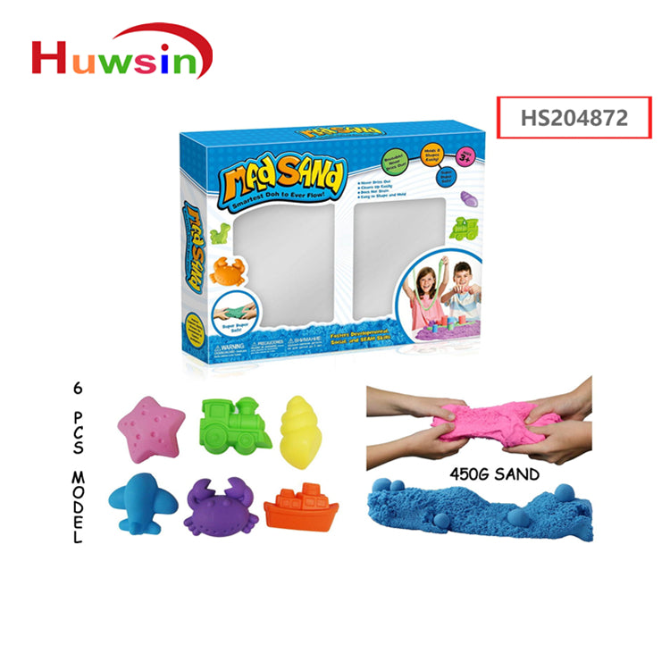 HS204872, Yawltoys, Educational toy, DIY Mad sand