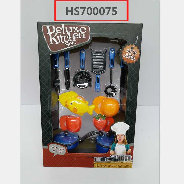 Kitchen play set, deluxe kitchen sets, Yawltoys