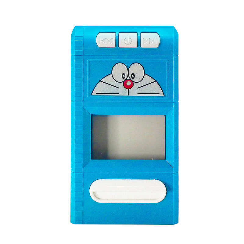 Cartoon piggy creative cute children's piggy bank trick toy money machine boys and girls birthday present