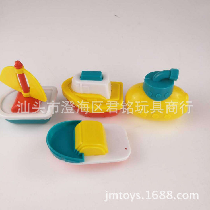 _ swimming bath gift gifts toy boat paddle boat