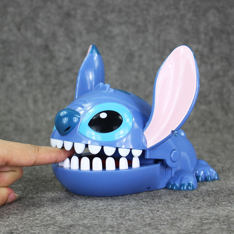 Lilo Stitch Stitch the whole people bite the hand doll cartoon toys surrounding special games