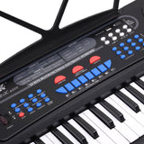 New 54 Keys Music Digital Keyboard Piano Electronic Piano Organ with Music Stand Microphone Electronic Or Educational Toys Piano