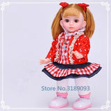 Doris Can Talk and Sing and Dance Smart Dolls  Birthday Gift Dialogue Simulation Doll Girl Toy Girl and Christmas Gift Baby Doll