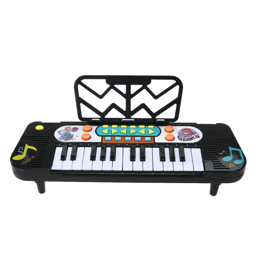 25 Keys Electric Piano Toy For Kids Chrismas Gift ABS Plastic Music Instrument Simulation Toy Musical Instruments  Electric Toy