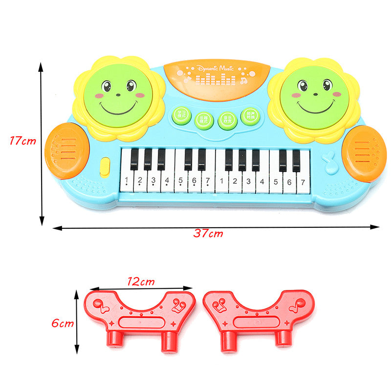 Baby Infant Toddler Developmental Toy Kids Musical Piano Early Educational Game New Arrival