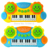 Baby Keyboard Teaching To Play Piano On The Drum Infant Children's Early Education Music Toy Piano Male Girl 1-3 Years Younger