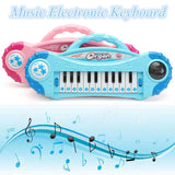 13 Keys Electronic Keyboard Piano for Kids Children Toy Gift