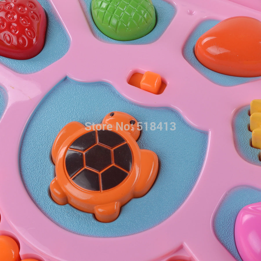 Baby Infant Children For Intelligence Toy Animals Turtles Music/electronic Specials Child Learning & Exercising Type Plastic