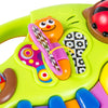 Funny Baby Musical Toys Baby Kids Popular Musical Instrument with Light/Sound insect Piano Developmental For Children Gift