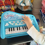 Excellent quality Puzzle classical Piano Keyboard Electronic organ musical instrument toys game