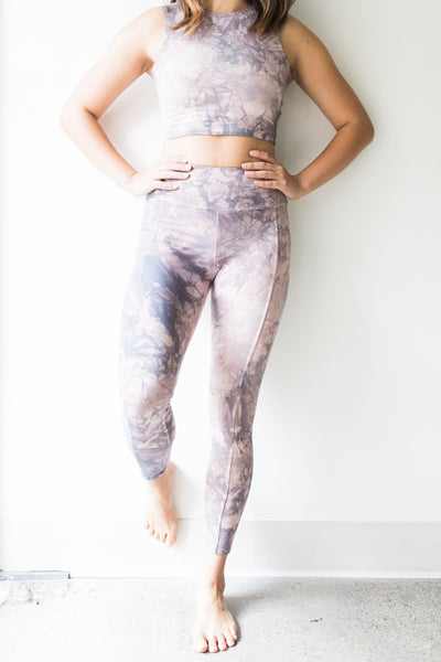 Playa Leggings - Aurora - Nourish Sweat Soul