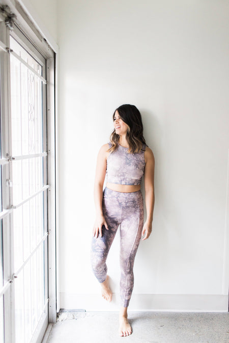 Playa Leggings - Urban / Grey