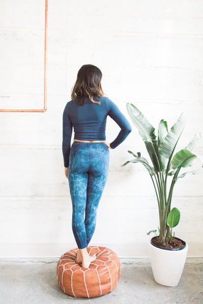 Playa Leggings - Twilight - Nourish Sweat Soul