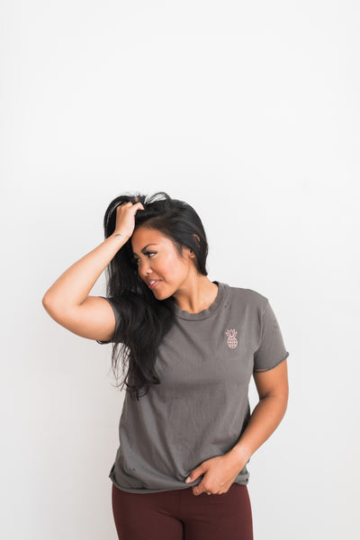 GIVER District Tee - Urban / Grey
