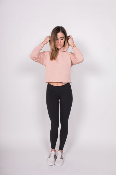 Classic Leggings - Vintage / Black - Nourish Sweat Soul