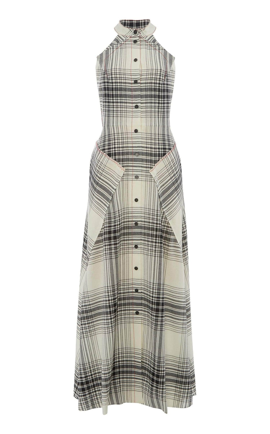 Amador Dress In Monochrome from Roland Mouret