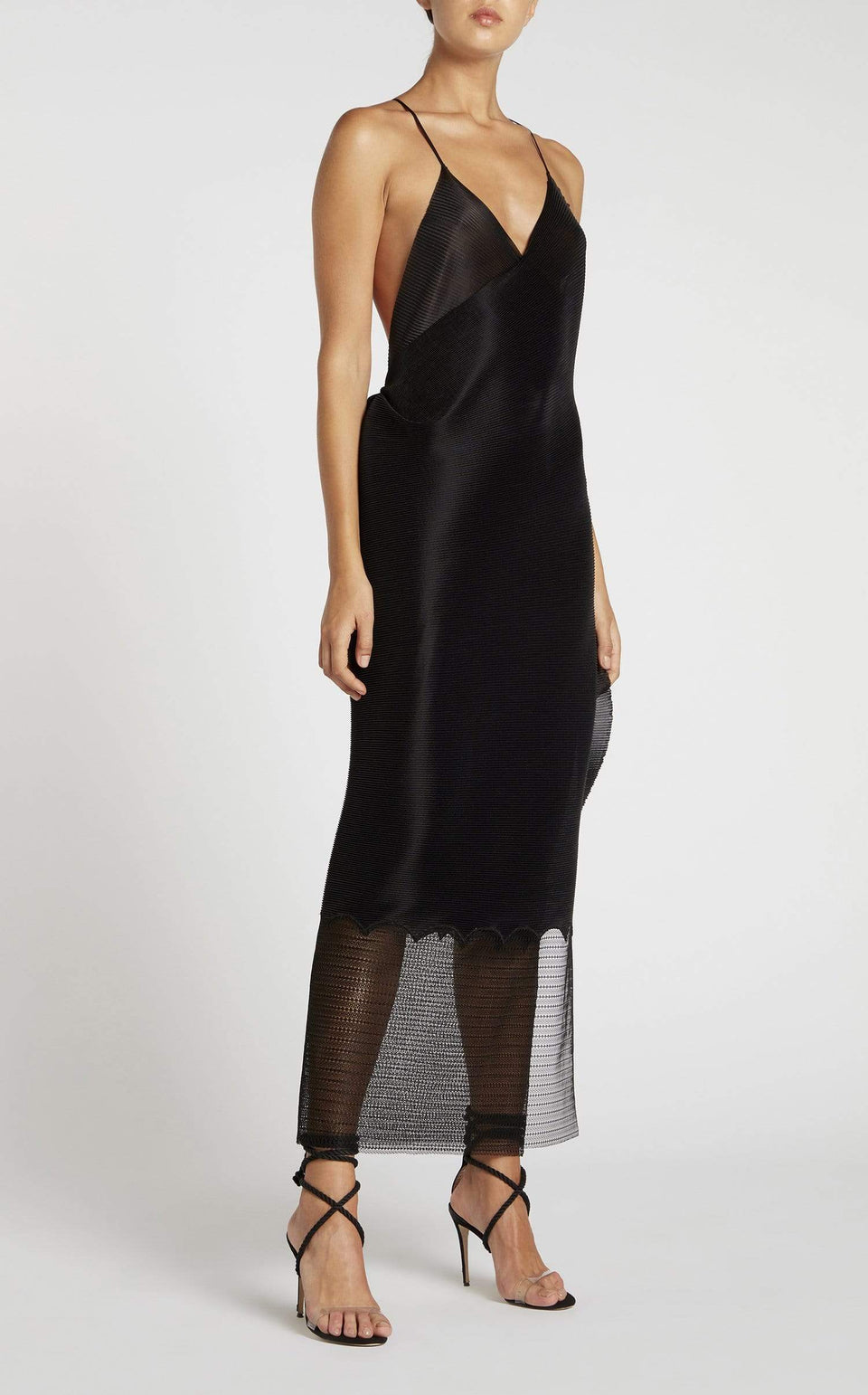 Captiva Dress In Black from Roland Mouret