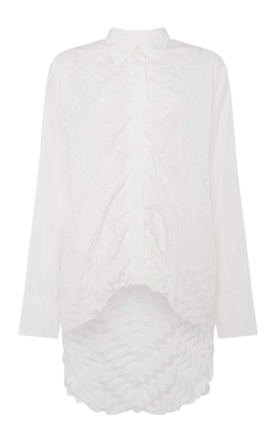 Catalina Top In White from Roland Mouret