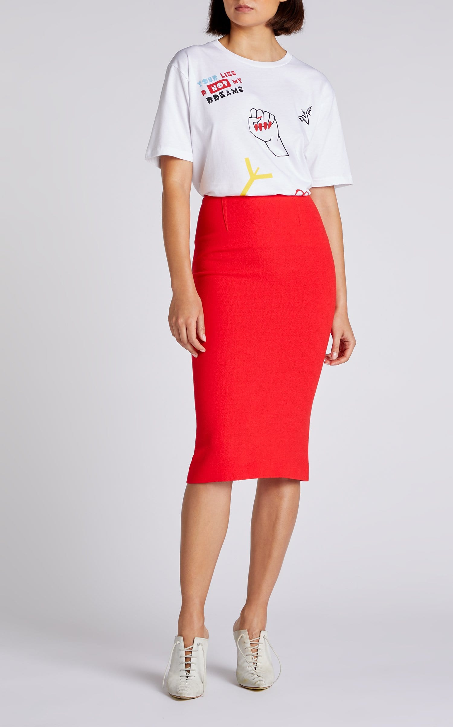 Roland Mouret x The Circle T-Shirt