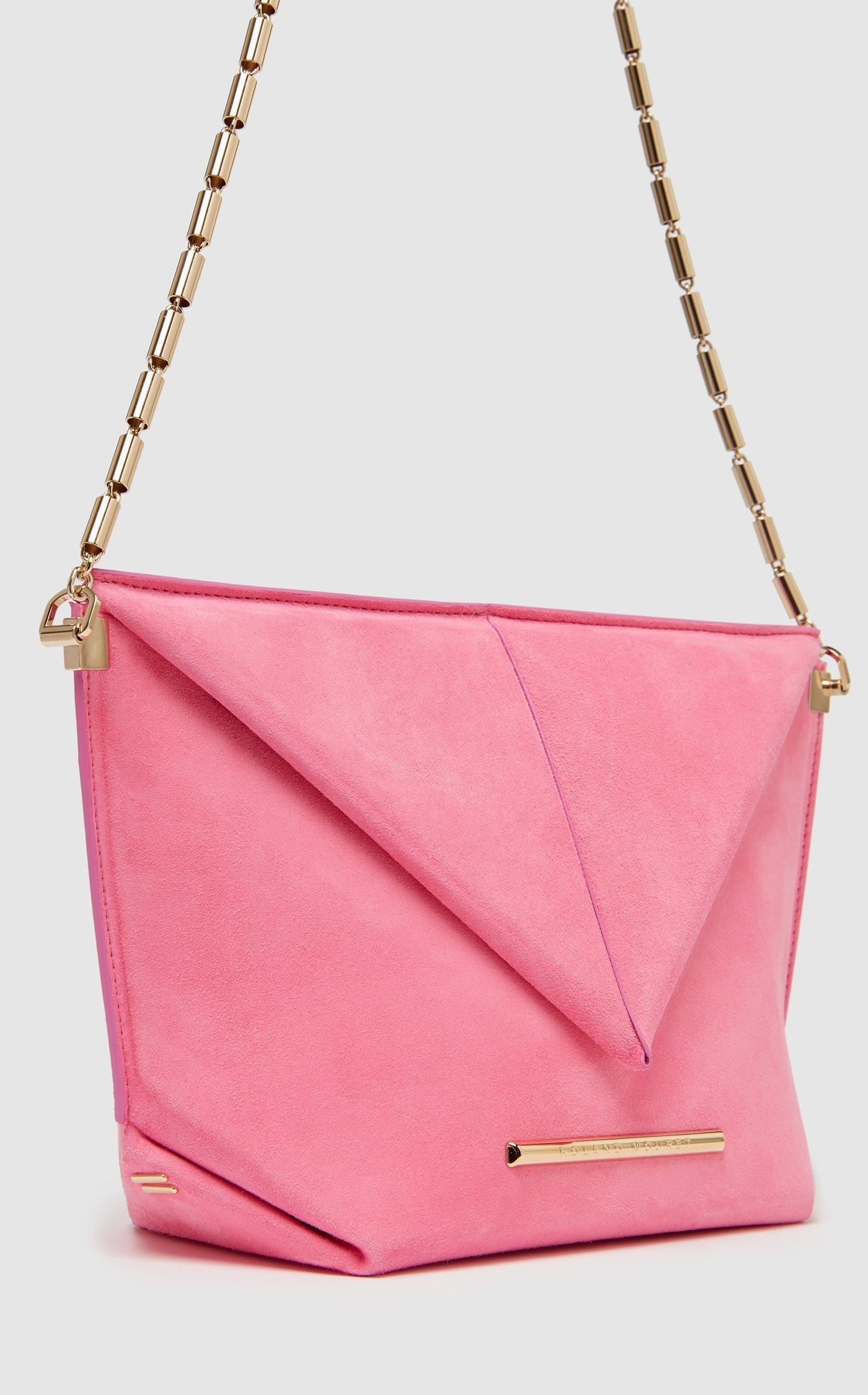 Classico Bag In Candy pink from Roland Mouret