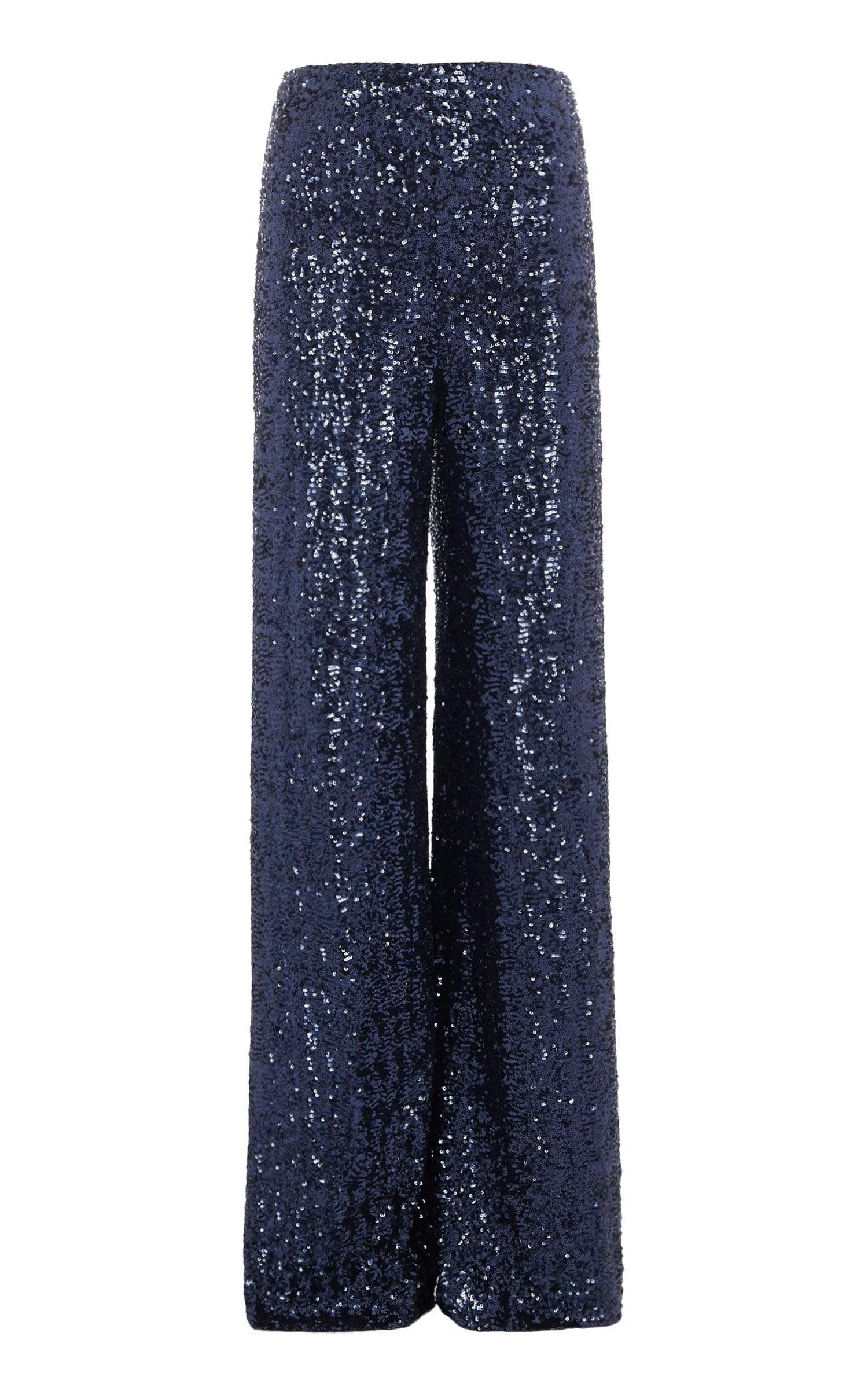 Fabien Trouser In Navy from Roland Mouret