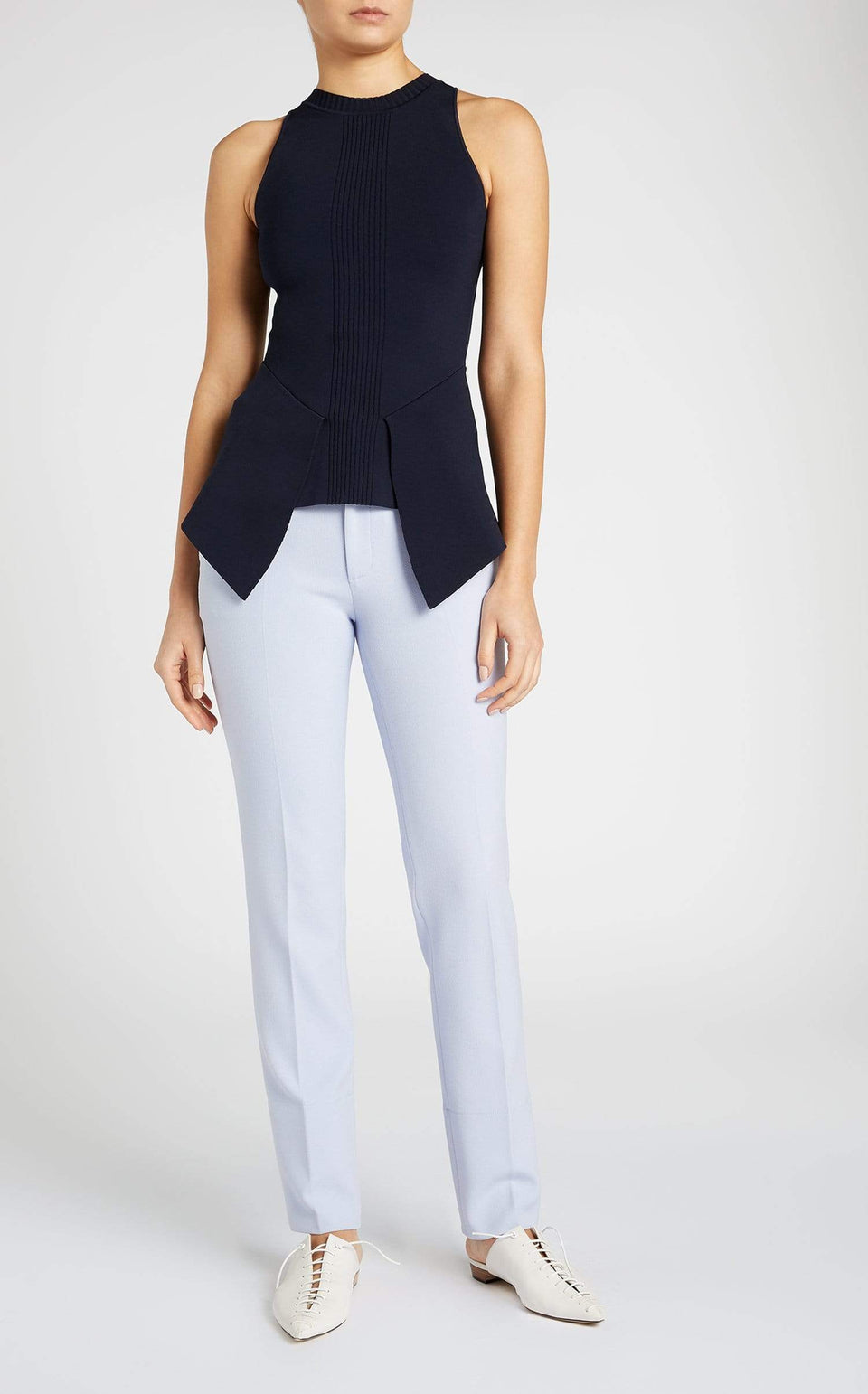 Lawrence Top In Navy from Roland Mouret