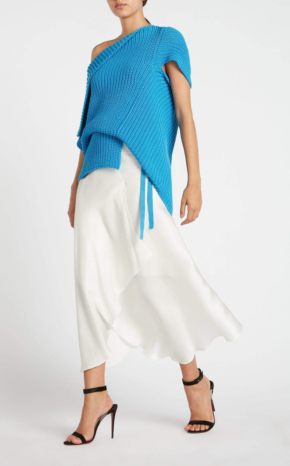 Moran Top In Blue from Roland Mouret