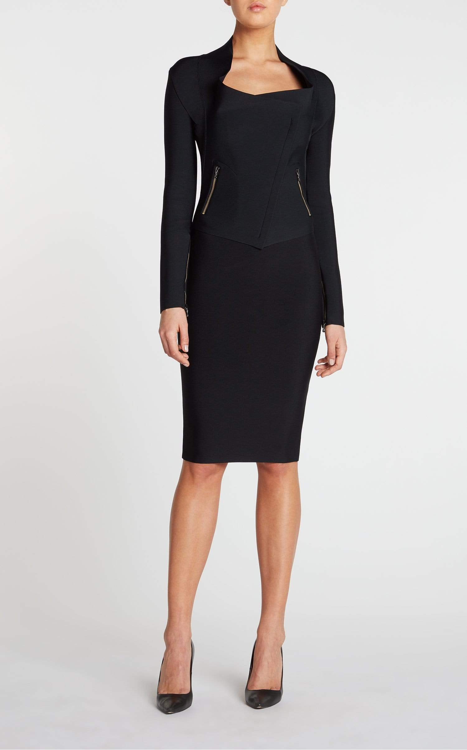 Solar Jacket In Black from Roland Mouret