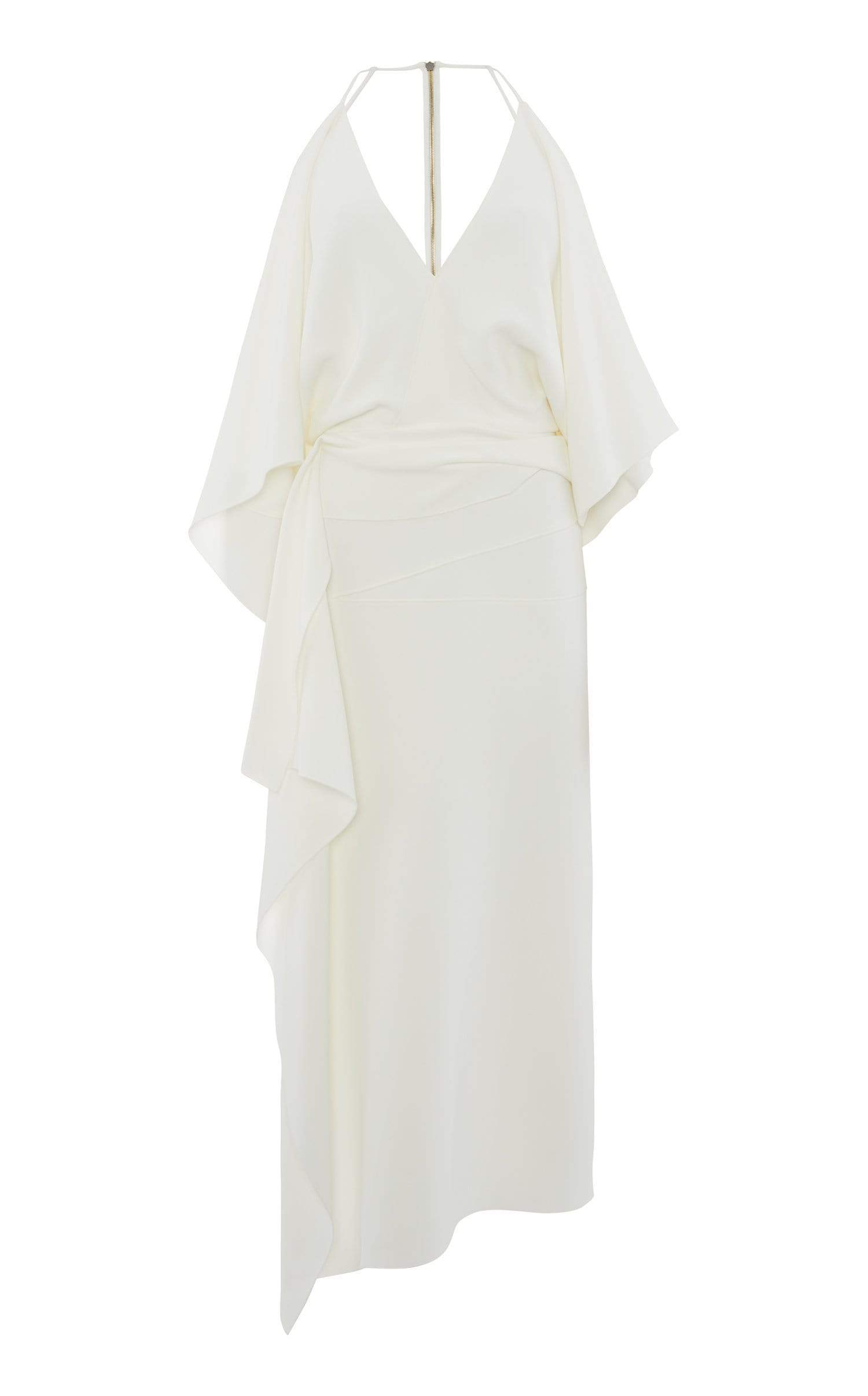 Vincent Dress In White from Roland Mouret