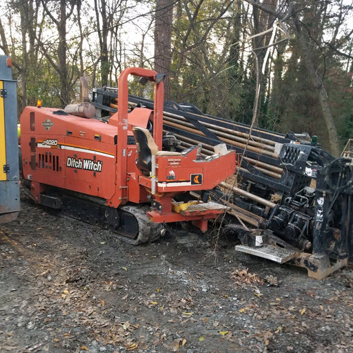 2008 Ditch Witch JT-4020M1