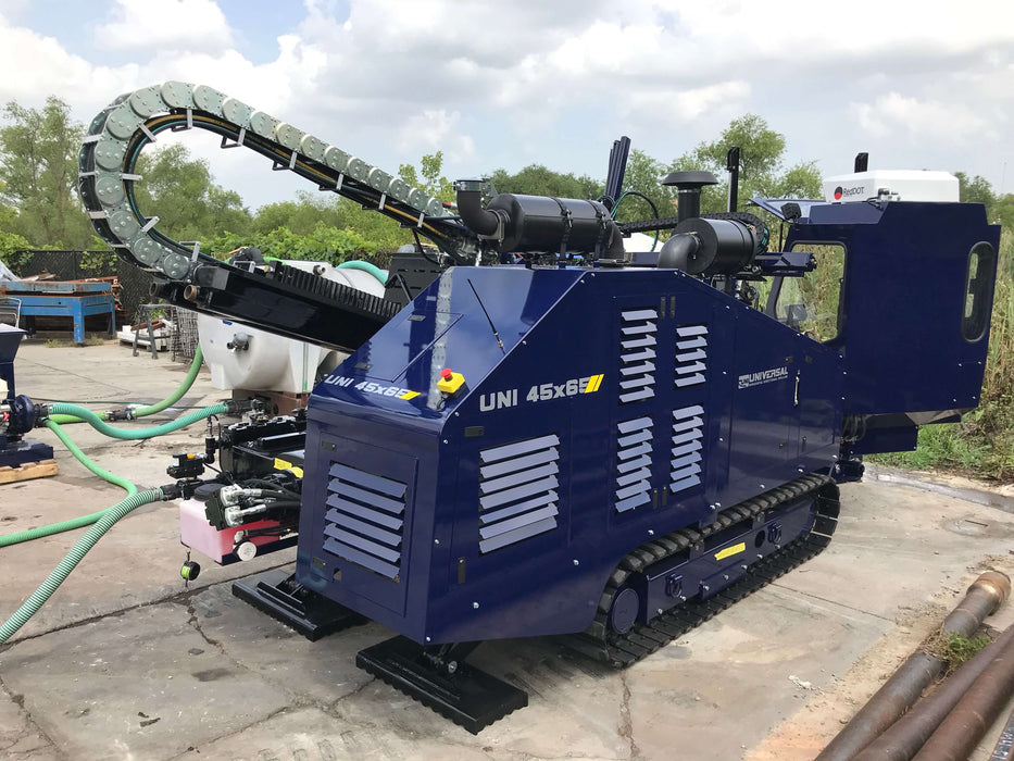 UNI 80x100 SII Directional Drill