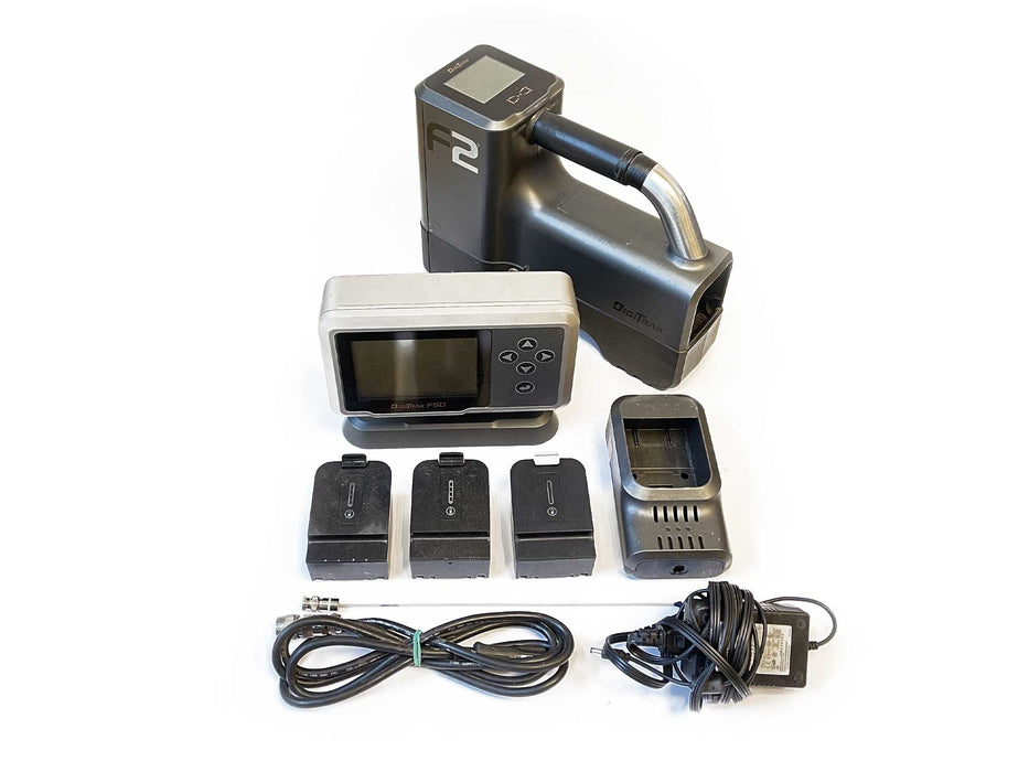 Used DigiTrak F2 Complete System with Transmitter