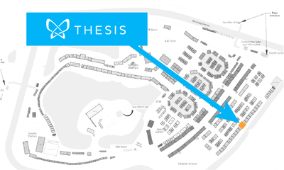 Hang with Thesis at Sea Otter this April