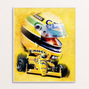 Amarelo Poster Print