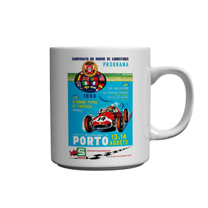 Portugal 1960 Cermaic Mug