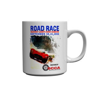 Road Race 1955 Ceramic Mug