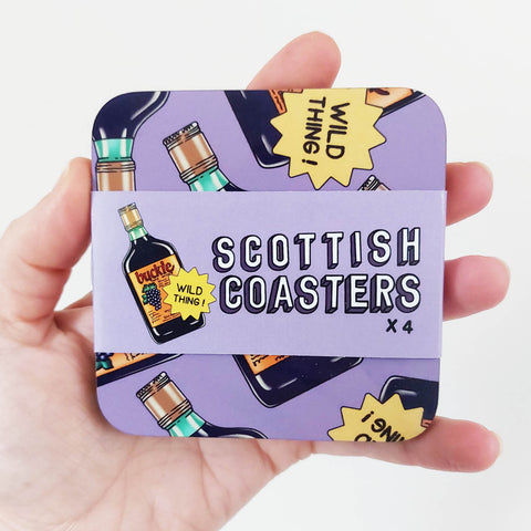 Buckie Coaster Set (pack of 4)