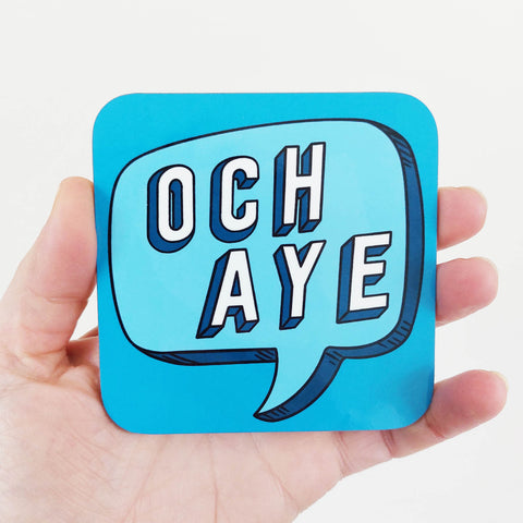 Och Aye Coaster (single)