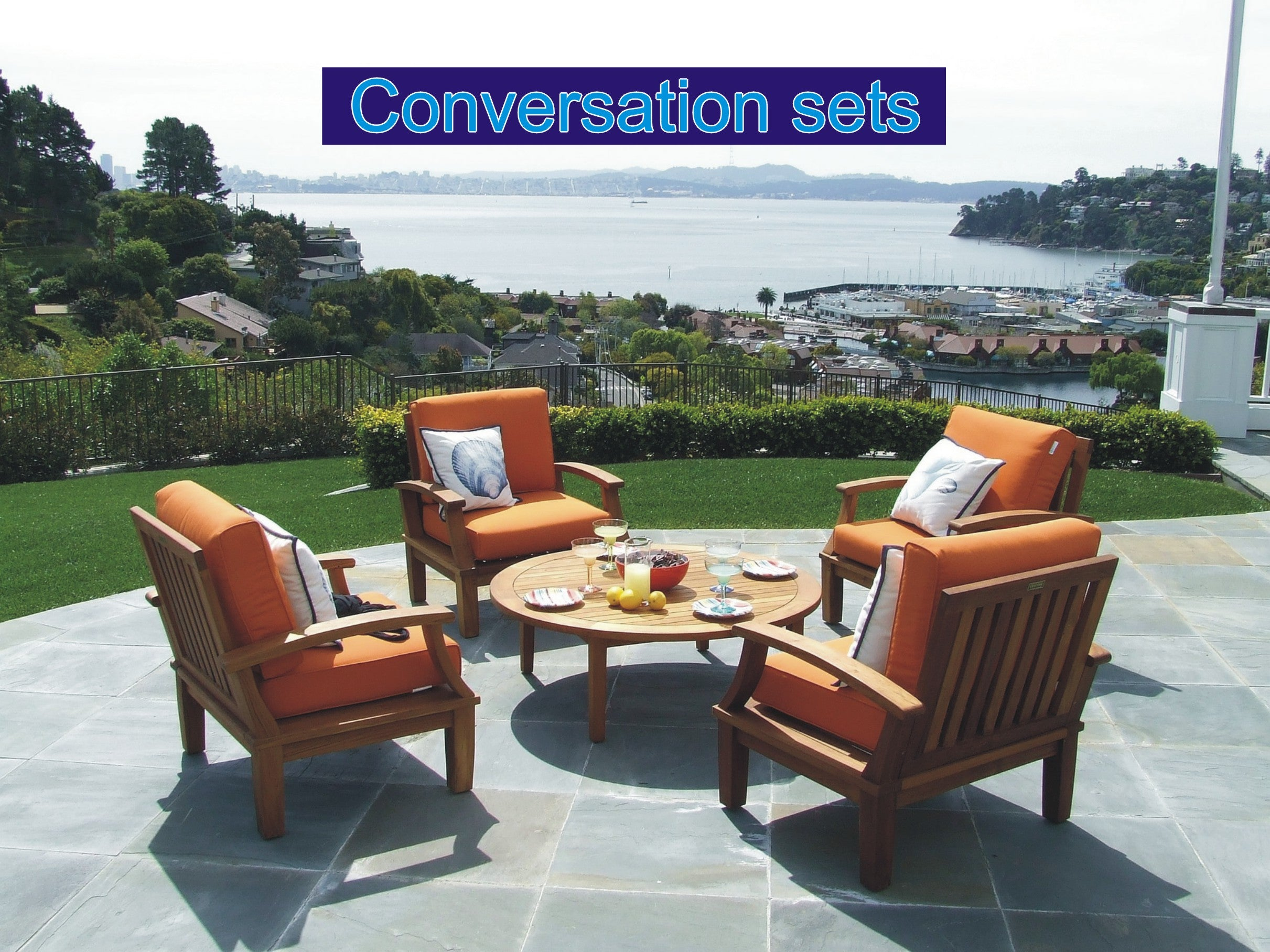 Conversation Sets on Sale Dalton