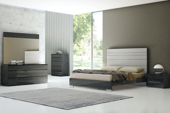 Malibu King Bed - Suave Home