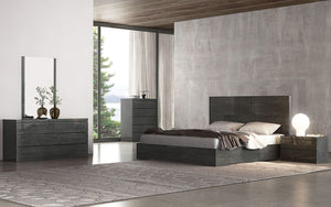 Anna King Bed - Suave Home