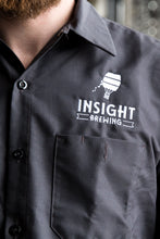 Dark Gray Workshirt