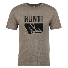 HUNT MONTANA - MONTANA DEER SHED HUNTING SHIRT - VENETIAN GRAY