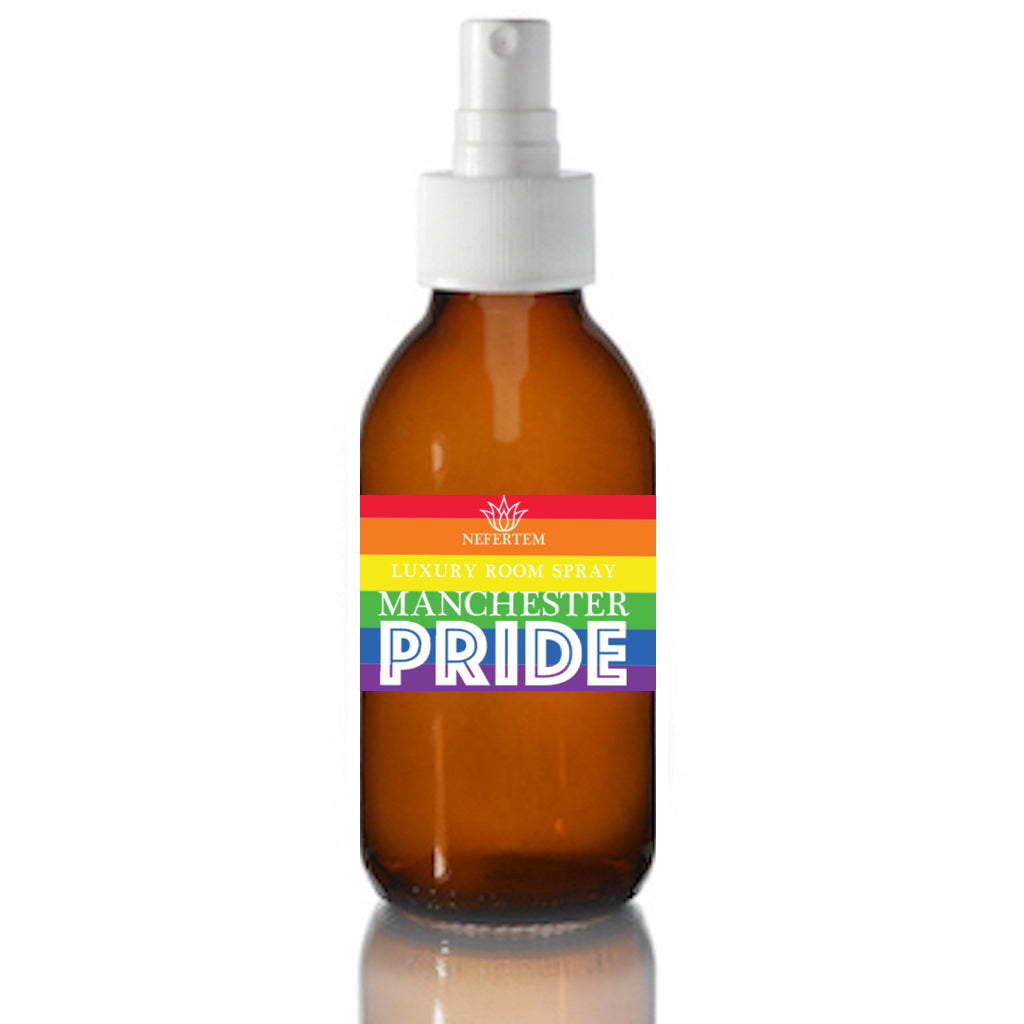 Manchester Pride Limited Edition Room Spray (Free Postage) £9.95 150ml