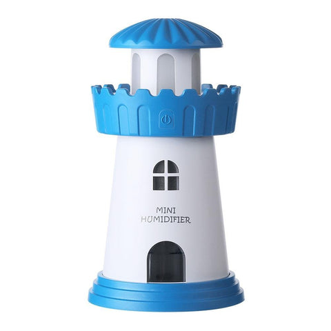 Ultrasonic Baby Nightlight House Diffuser - Nefertem